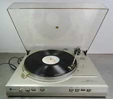 vintage hifi Plattenspieler - Dual 627 Quartz electronic direct drive turntable