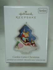 2012 Hallmark Keepsake Ornament Cookie Cutter Christmas #1