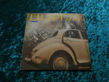 Trapeze hold on LP uk 1979