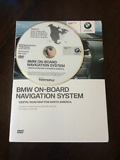 Genuine OEM BMW 1-Series 3-Series Navigation DVD Map # 230 *WEST* Update © 2014