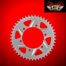 2008-2016 Hayabusa Vortex Racing Rear Aluminum sprocket  OEM size 43 teeth