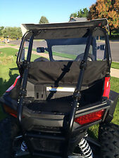 2015-2017 POLARIS RZR 900 and 1000 EPS REAR WINDOW/DUST/WIND BARRIER