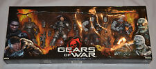 Brand New SEALED! Gears of War NECA Series 1 BOX SET Marcus, Cole, Drone, Sniper