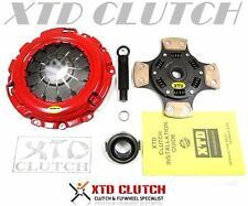 XTD STAGE 3 CLUTCH KIT 2008-2011 CIVIC Si MUGEN Si 2.0L 6SPD K20 *4-puck spung*