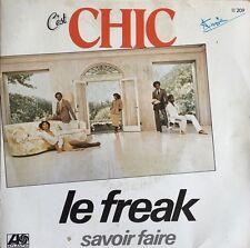 Le Freak C'est Chic - 45T Vinyl (Single)