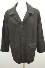 NEW MAN MANTEAU HOMME COAT 48 T48 MARRON