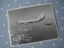 """Large 10"""" x 8"""" Mcdonnell Douglas / USAF KC-10A original factory photo"""