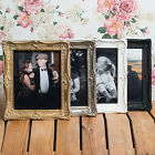 Ornate Swept Shabby Chic Vintage Antique Style 10x8 Photo Frames by Sixtrees
