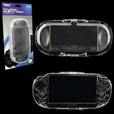 KMD PS VitaCrystal Stand Case Clear for Sony PS Vita 1000 System