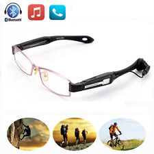 Wireless Bluetooth Sun Glasses Headset Headphone Handfree For iPhone Samsung HTC