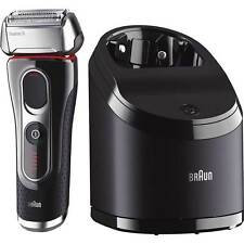 Braun Series 5 5090cc Men's Electric Premium Shaver + clean & charge station