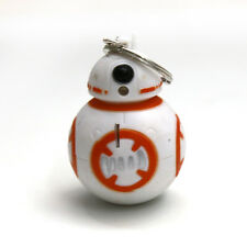BB-8 Star Wars War Robot Keychain Pendant With LED lights And Vocal Function