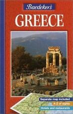 Baedeker Foreign Destinations: Greece by Baedekers Guides Staff (2001,...