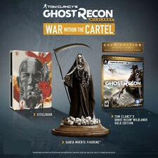 Tom Clancy's Ghost Recon Wildlands War Within Cartel XBOX ONE /w Santa Muerte