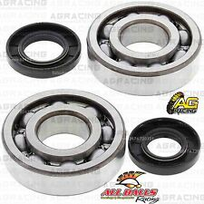 All Balls Crank Shaft Mains Bearings & Seals Kit For Kawasaki KX 250 1991