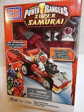 Mega Bloks Power Rangers Samurai Deker Pocket Racer 45 Pieces 5765