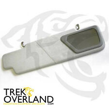 Land Rover Defender Sun Visor Mirror - MUD UK - Left Hand Side