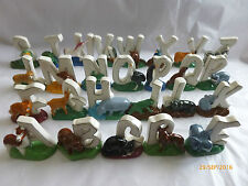 Wade Whimsie FULL SET OF ALPHABET WHIMSIES 26 IN TOTAL