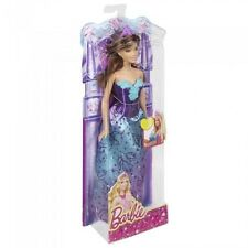 Barbie Fairytale Princess – Teresa Deluxe Fashion Doll In Evening Gown Mattel...