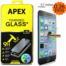 """Premium Real Tempered Glass Film Screen Protector for 4.7"""" iPhone 6S"""