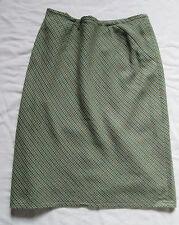 Jupe trapèze pure laine - Taille 42 vintage