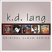 k.d. lang - Original Album Series (2013)