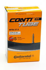 "Continental MTB 27.5 Mountain Bike Inner Tube 27.5"" x 1.75-2.5 Presta - 42mm"