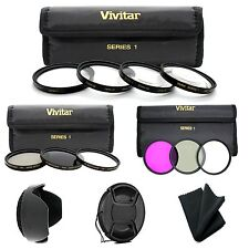 58MM Camera Lens Filter kit for Canon T6i T5i T5 T4i T3i T3 60D SL1  DSLR Camera
