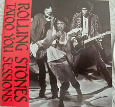 "ROLLING STONES ""TATOO YOU SESSIONS"" RARE CD DEMOS AND OUTTAKES 1972 - 1980 ROGUE"