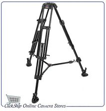 Manfrotto 546B Pro Video Tripod with Mid-level Spreader Mfr # 546B
