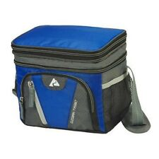 Lunch Box Cooler Portable Expandable Lunchbox Outdoor Camping Food Storage Bag