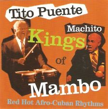 Tito Puente And Machito ‎– Kings Of Mambo (CD 2000)