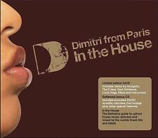 In the House by Dimitri from Paris (CD, Feb-2004, 3 Discs, Defected)