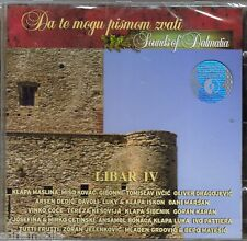 LIBAR IV Sounds of Dalmatia CD Da te mogu pismom zvati Split Kroatien Croatia