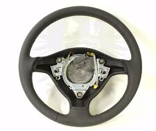 New VW 20th GTI GLI Mk4 Golf Jetta Black Leather 3 spoke Sport Steering Wheel YL