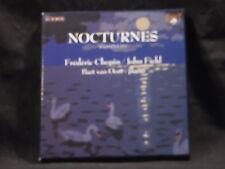 Chopin/Field - Nocturnes / van Oort    4 CD-Box