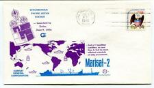 1976 Marisat-2 Comsat General Corporation Pacific Ocean Station Delta Canaveral