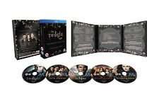 The Complete Twilight Movies 1 - 5 Blu Ray Box Set 5 Discs Collection Brand New