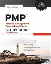 PMP : Project Management Professional Exam by Kim Heldman (2013, Paperback,...