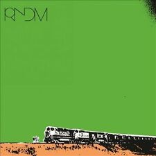 Acts [Digipak] by RNDM CD Oct-2012 Jeff Ament from Pearl Jam NEW