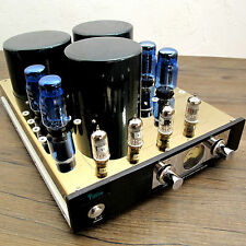 YAQIN MC-13S GD 6CA7 BL Vacuum Tube Push-Pull Integrated Amplifier NEW MC-10T