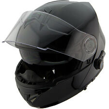 HAWK H7000 BLUETOOTH MODULAR DUAL VISOR HELMET SIZE MEDIUM-LIMITED SPECIAL-GLOSS