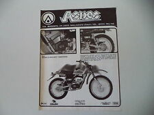 advertising Pubblicità 1976 MOTO ASPES NAVAHO 50 REGOLARITA' COMPETIZIONE