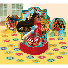 Princess Elena of Avalor Table Decorating Kit~Girls Birthday Party Supplies 23pc