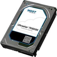 """Hitachi Ultrastar 7K6000 6TB HUS726060ALE610 3,5"""" SATA3 128MB 7200RPM, ISE, 512e"""