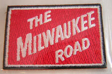 MILWAUKEE ROAD Railroad PATCH