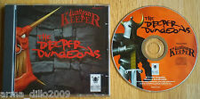 DUNGEON KEEPER THE DEEPER DUNGEONS JEWEL CASED VERSION for PC