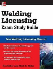 Welding Licensing Exam Study Guide (McGraw-Hill's Welding Licensing Exam Study G