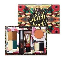Benefit Matthew Williamson The Rich Is Back Palette Limited Edition Kit NIB