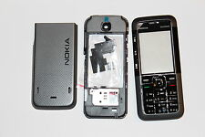 COVER Case Caso Facia + MEDIO TELAIO PER NOKIA XPRESSMUSIC 5310 BLACK